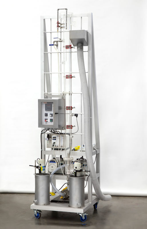 Flotation Cells and Classifiers