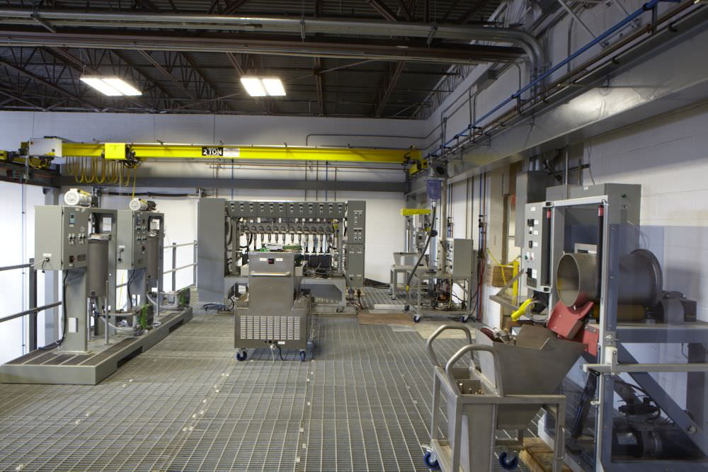 Flotation Mini Pilot Plant